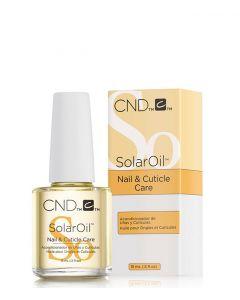CND SolarOil Nail & Cuticle Treatment, 15 ml.