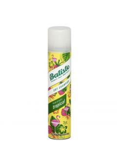Batiste Dry Shampoo Tropical, 200 ml.