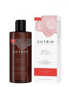 Cutrin Bio+ Active Anti-Dandruff Shampoo, 250 ml.
