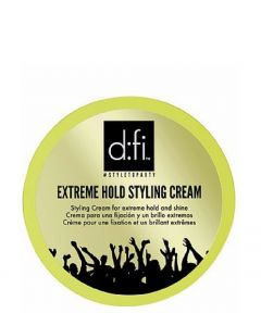 D:FI Extreme Hold Styling Cream, 75 gr.