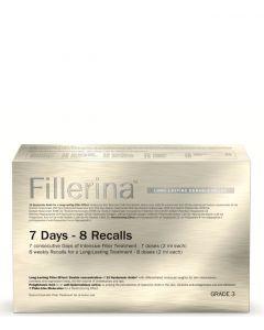 Fillerina Long-Lasting Filler Grad 3, 14 ml. + 16 ml. + 30 ml.