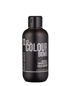 IdHAIR Colour Bomb Cold Silver 1001, 250 ml.