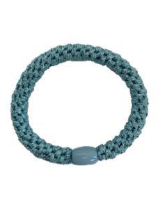 JA•NI Hair Accessories - Hair elastics, The Light Blue Glitter