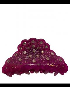 JA•NI Hair Accessories - Hair Clamps Jasmin, The Purple
