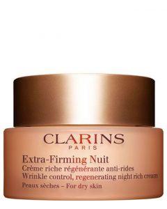 Clarins Extra-Firming Night Cream Dry skin, 50 ml.