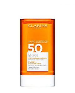 Clarins Sun Face Wrinkle Control Stick spf50, 17 ml.