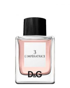 Dolce & Gabbana D&G Collection L'Imperatrice EDT, 50 ml.