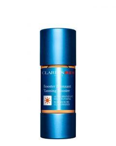 Clarins Face Bronzing Booster Glow bronzing booster, 15 ml.