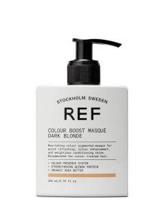 REF Colour Boost Masque Dark Blonde, 200 ml.
