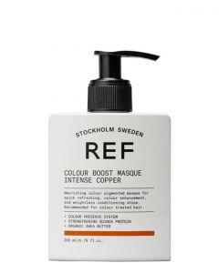 Ref Colour Boost Masque Intense Copper, 200 ml.