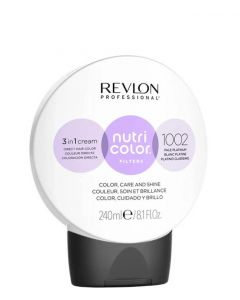 Revlon Nutri Color Filters 1002 Pale Platinum, 240 ml.
